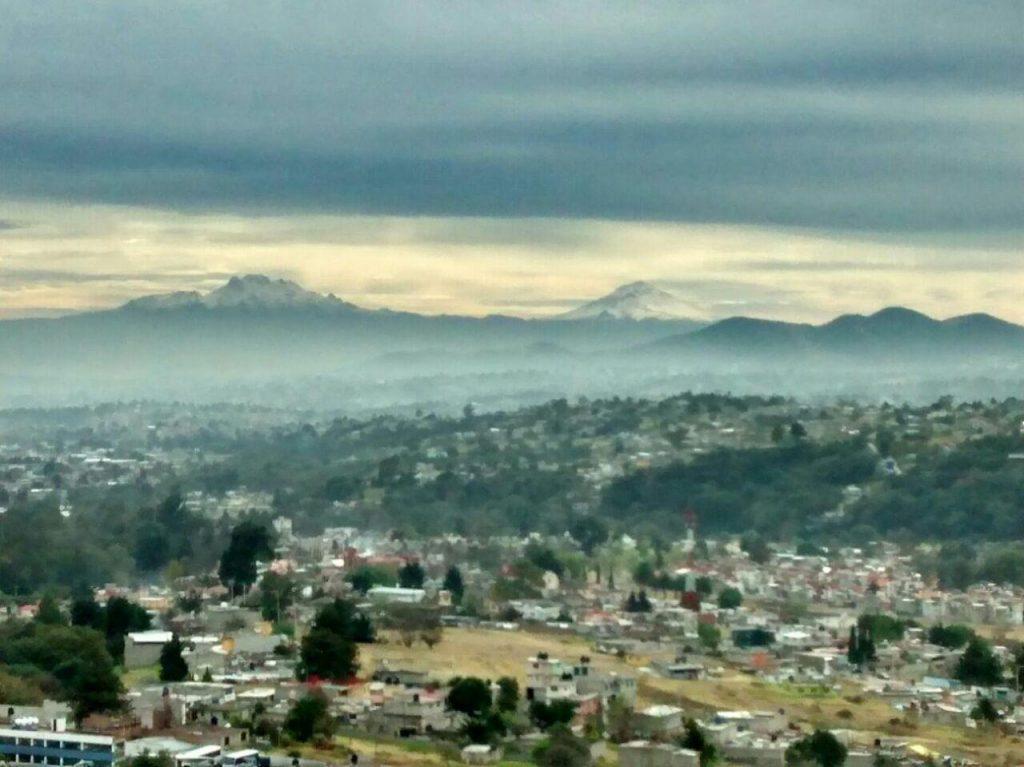 Vista desde El Vidrio